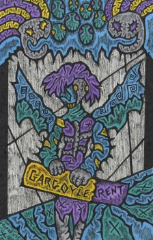 Gargoyle Rent by GraphRicks