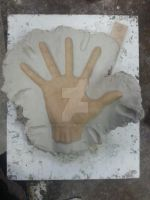 Hand Mold by ibendit