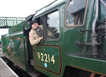 On The Footplate by Party9999999
