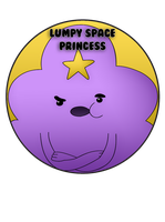 Lumpy Space Princess by BrittanysDesigns