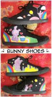 Bunny Shoes by Vardagaladhiel