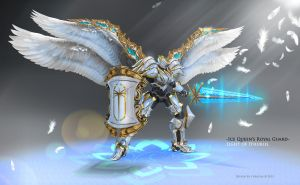 Light of Ithuriel Version 02 by Lee99