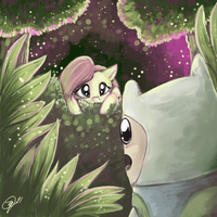 A Close Encounter by Uber-Tastee