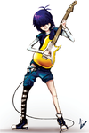 Noodle by canned-sardines
