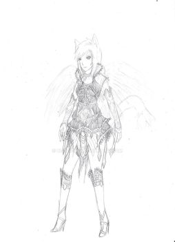 Girlish Armor by Disolution