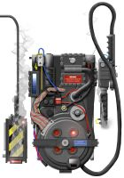 Proton Pack by jhroberts