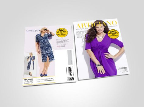 Catalogue Cover II by onurb-design
