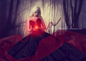 *glow of the forest* by BellaDreamArt