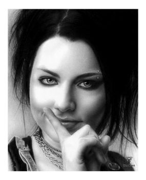 Amy Lee by Tunaferit