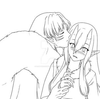 SesshOto[WIP] by CrimsonxScorpion