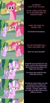 Pinkie Pie Says Goodnight: In the Rough by MLP-Silver-Quill