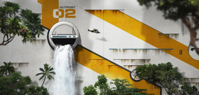 Outpost 02 by RadVisual