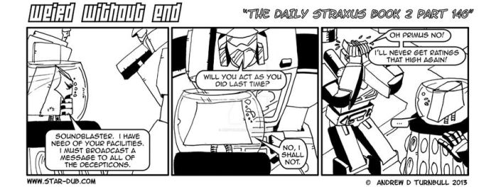 The Daily Straxus Book 2 Part 146 by AndyTurnbull