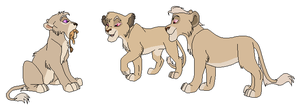 Cubs by nazow
