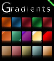 Gradients set 3 by Roamn