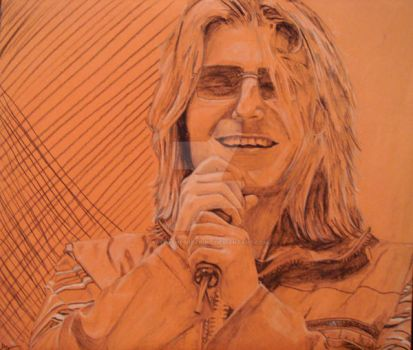 Mitch Hedberg by AfterTheBreaking