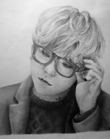 BTS - Suga by forevercoolie