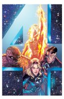 Fantastic Four by Roboworks