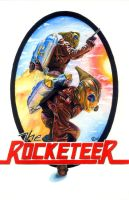 rocketeer by paint4you