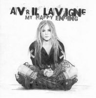 Avril Lavigne -My Happy Ending by jlim51