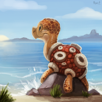 DAY 161. Shuckle (30 Minutes)
