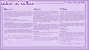 Tales of Folkix - Transformations by Myxprint