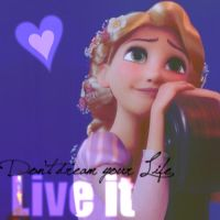 Don't dream your Life... LIVE IT! :'3 by BlueShineLady-ICONS