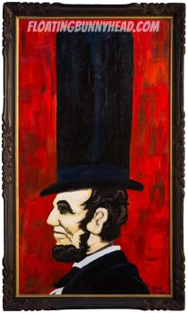 Abraham Lincoln by JackHook
