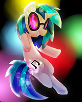 Vinyl Scratch v2 by Zoiby