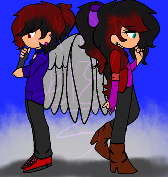 Sammy And Danny's Full Look? by perry2012
