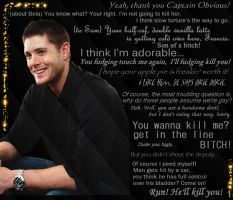 Dean Quotes by Donttouchmywand