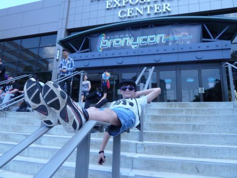 BronyCon 2012 - Brony Planking @BronyCon? by Cuteboom