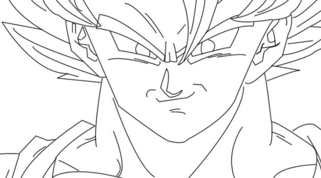 Shiin explore shiin on deviantart for Goku ssj coloring pages