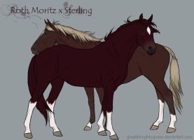 Roth Moritz x Sterling by Greatalmightyqueen