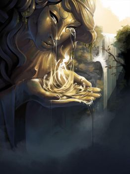 Hand of the Gods: Touch of Midas by Eksafael