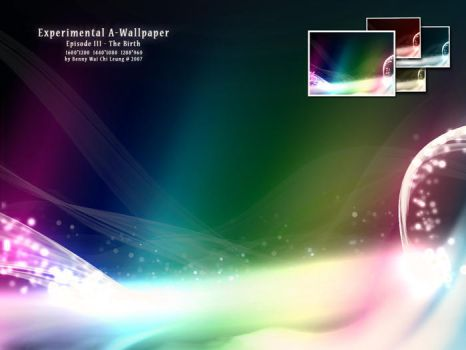 The Wallpaper Pack III by bennywai