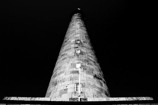 Tower in the Darkness by Themiru