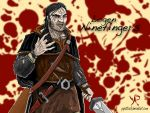 First Law: Logen Ninefingers by YapAttack