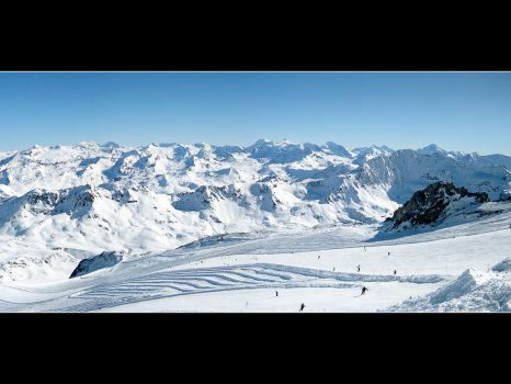 Tignes panoramic 2 by jvohome