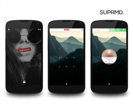 Suprmd by antzdroid