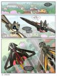 Page 42 - Afterlife - Suzumega Medabot 2 by AltairSky