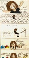 Where I've Been, curse you Stan Lee by The-Devils-Music