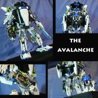 Avalanche collage by Deadpool7100