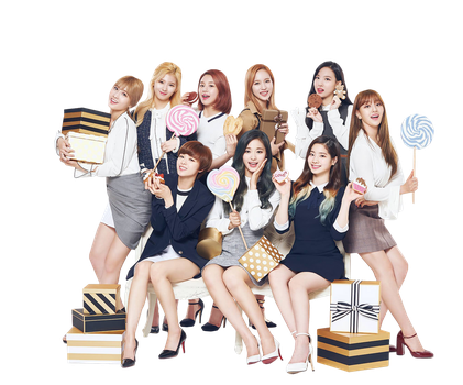 [PNG]TWICE by yuntb