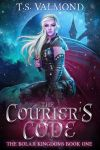The Courier's Code (Book Cover Commission) by FrostAlexis
