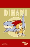 DINAMI Cover Art. by Fool-on-the-Planet