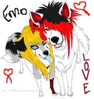 Emo Love by DrappingMalice