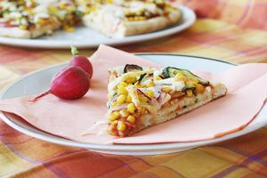 Vegeterian Pizza by lidaC