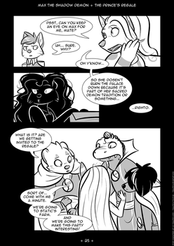 TTM | The Prince's Regale | Page 25 by Thalateya