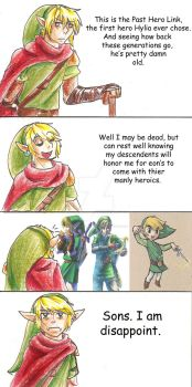 Past Hero Link is Disappoint by hopelessromantic721